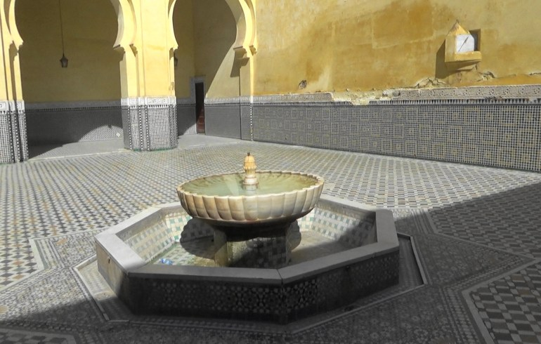 Mausoleo de Mulay Ismail. Meknes (Marruecos)