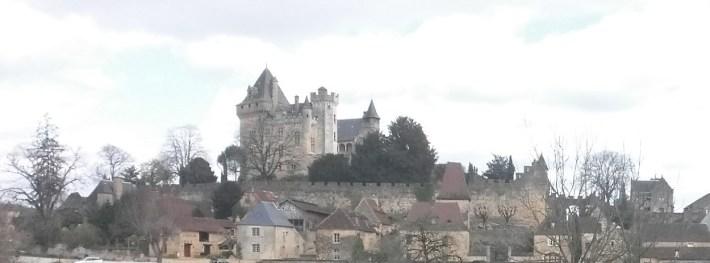 Castillo de Montfort. Perigord, Aquitania (Francia)