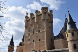 Alcázar. Segovia (España)