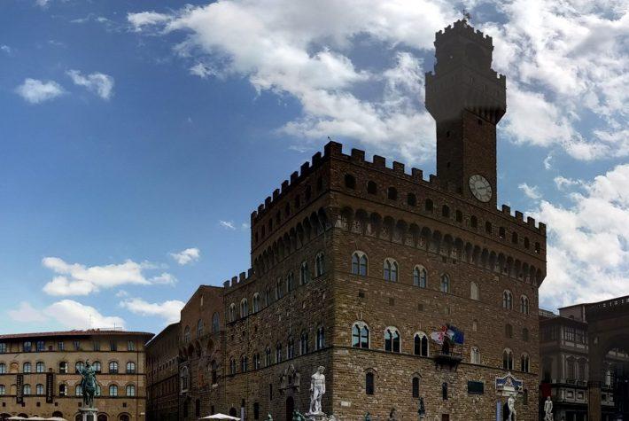 Palazzo Vecchio. Florencia (Italia)