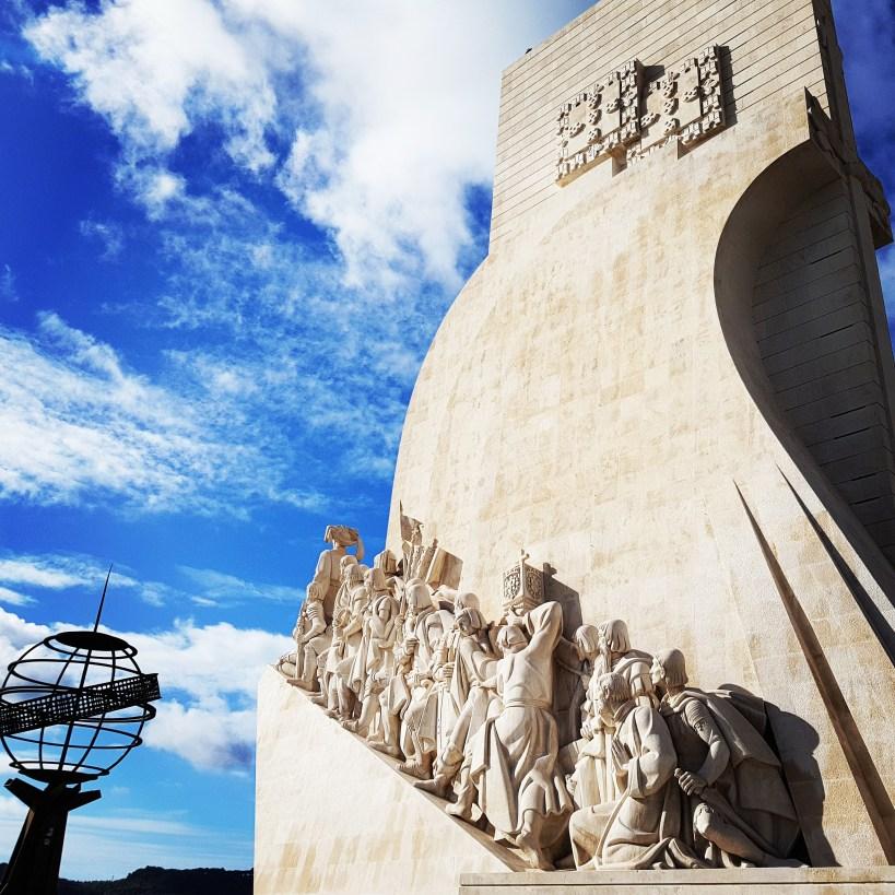 Mirador Padrão dos Descubrimentos. Lisboa (Portugal)