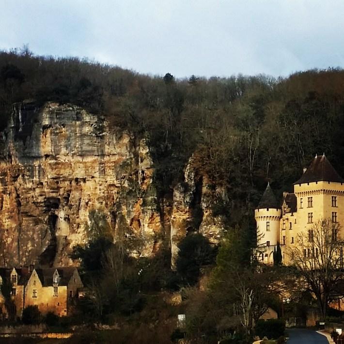 Castillo de La Matartrie. La Roque Gageac (Francia)