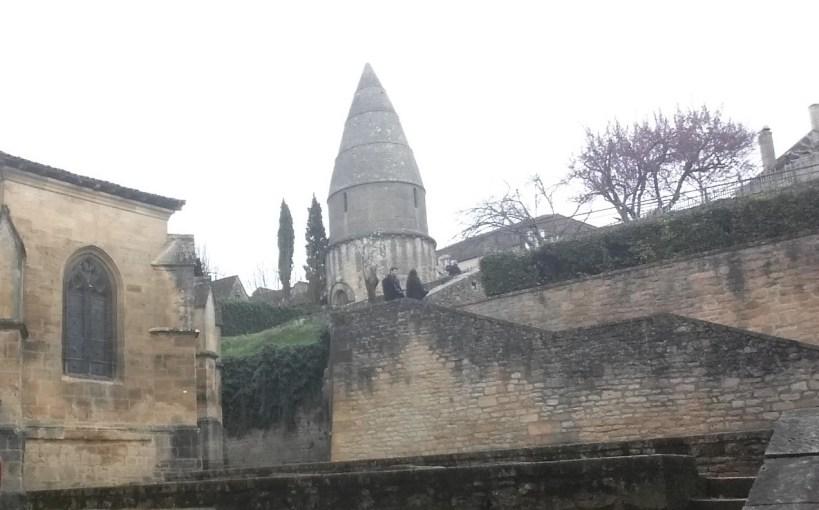 La linterna de los muertos. Sarlat (Francia)
