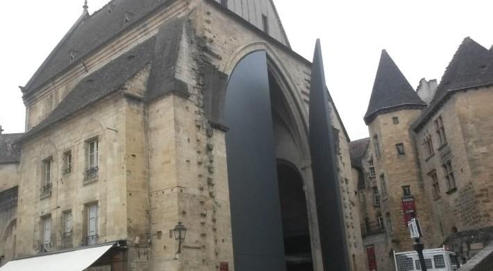 Eglise de Sainte -Marie. Sarlat (Francia)