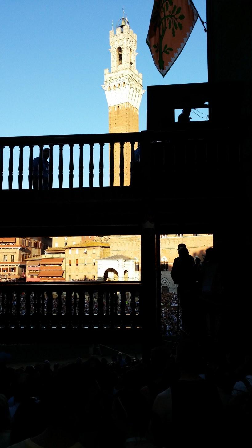 Il Palio. Siena (Italia)