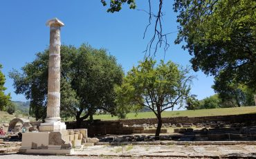 OLIMPIA (GRECIA) EL ORIGEN DE LOS JUEGOS