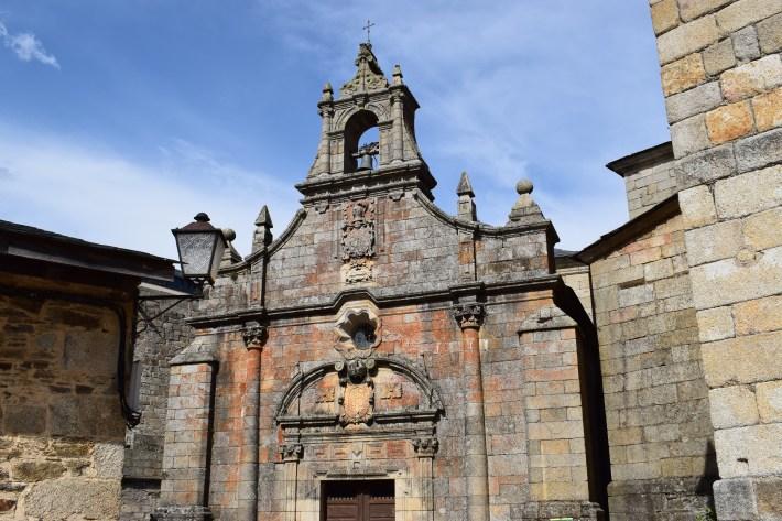 Ermita de San Cayetano. Puebla de Sanabria (España)