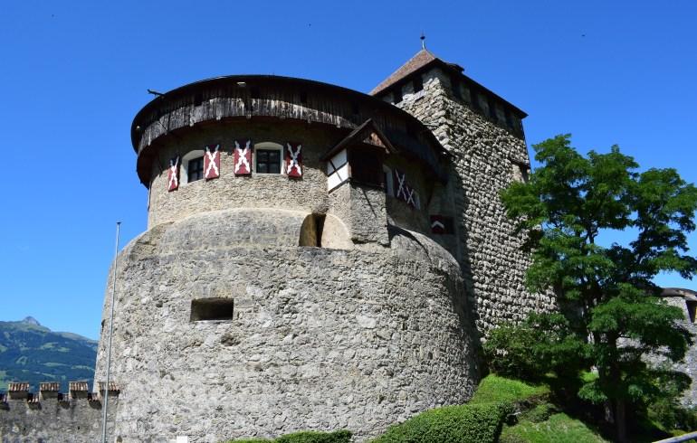Castillo de Vaduz (Liechtenstein)