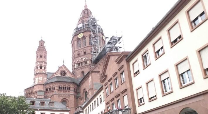 Mainzer Dom. Mainz (Alemania)