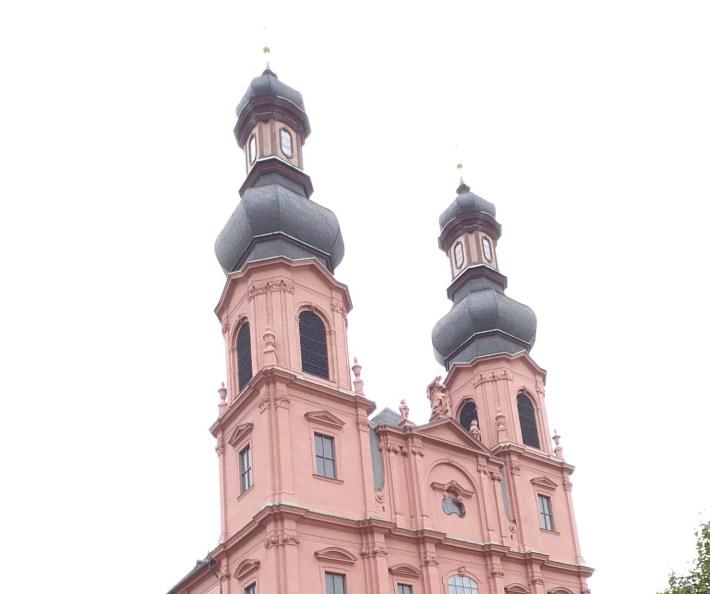 Kirche St. Peter. Mainz (Alemania)