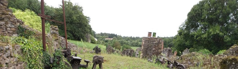 Oradour Sur Glane (Francia)