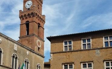 PIENZA (ITALIA) RUTA POR LA TOSCANA