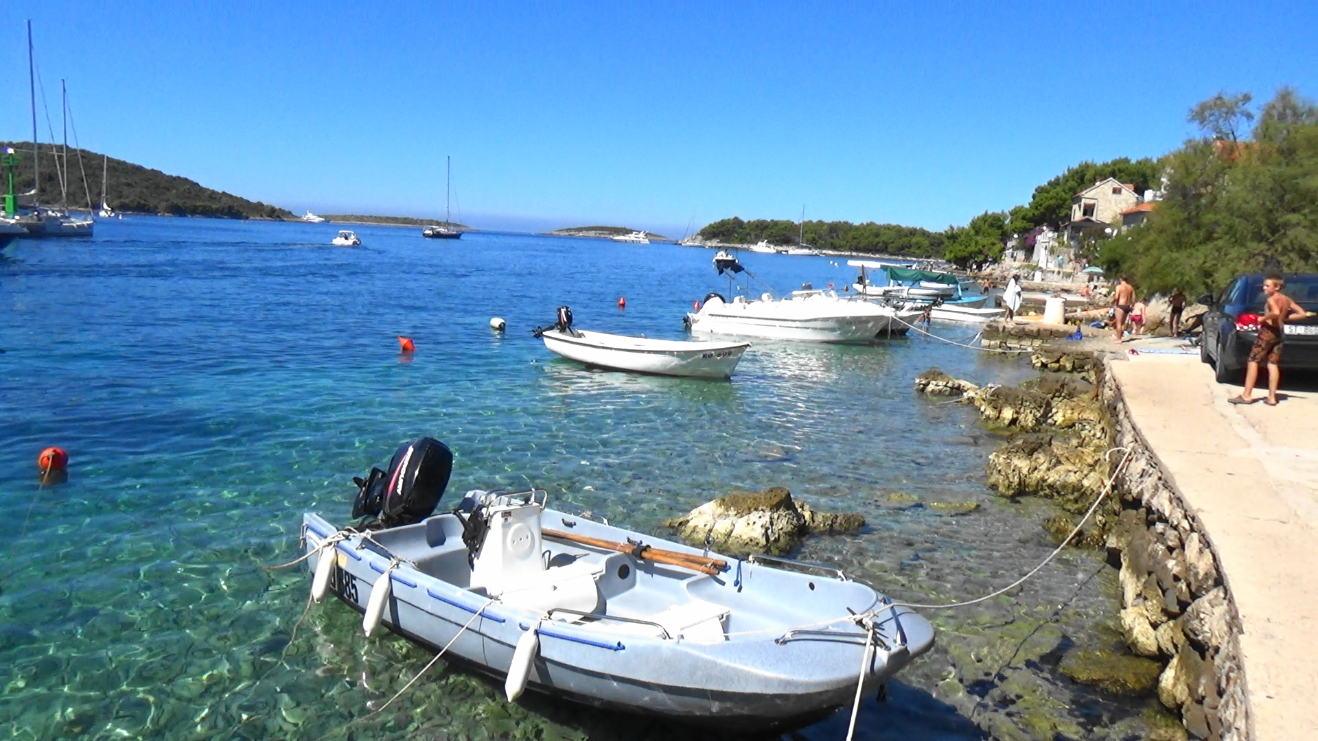 VIDEO: MASLINICA, ISLA DE SOLTA (CROACIA)