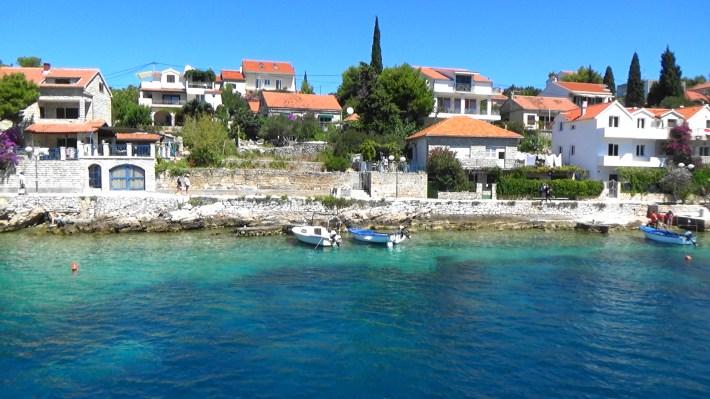 Maslinica, isla de Solta (Croacia)