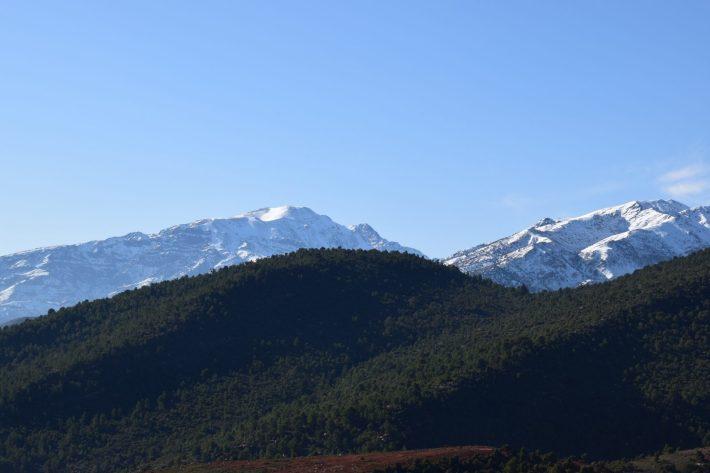 Cordillera del Atlas (Marruecos)