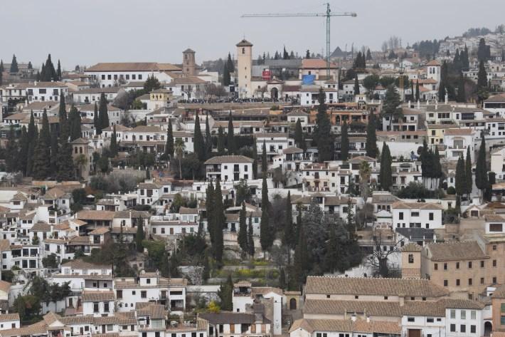Albaicín. Granada (España)