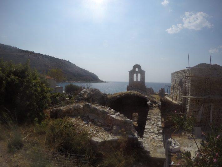 Limeni, península de Mani, Peloponeso (Grecia)