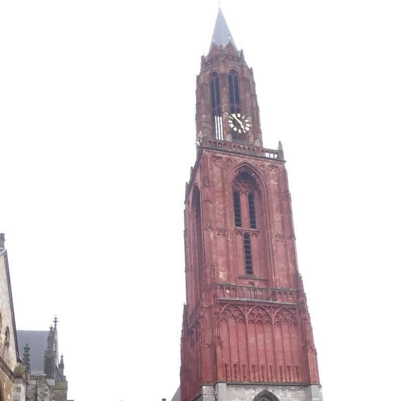 Iglesia de St. Janskerk. Maastricht (Holanda)