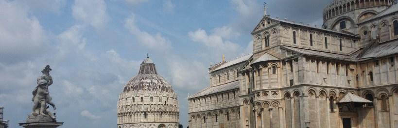 Piazza dei Miracoli. Pisa (Italia)