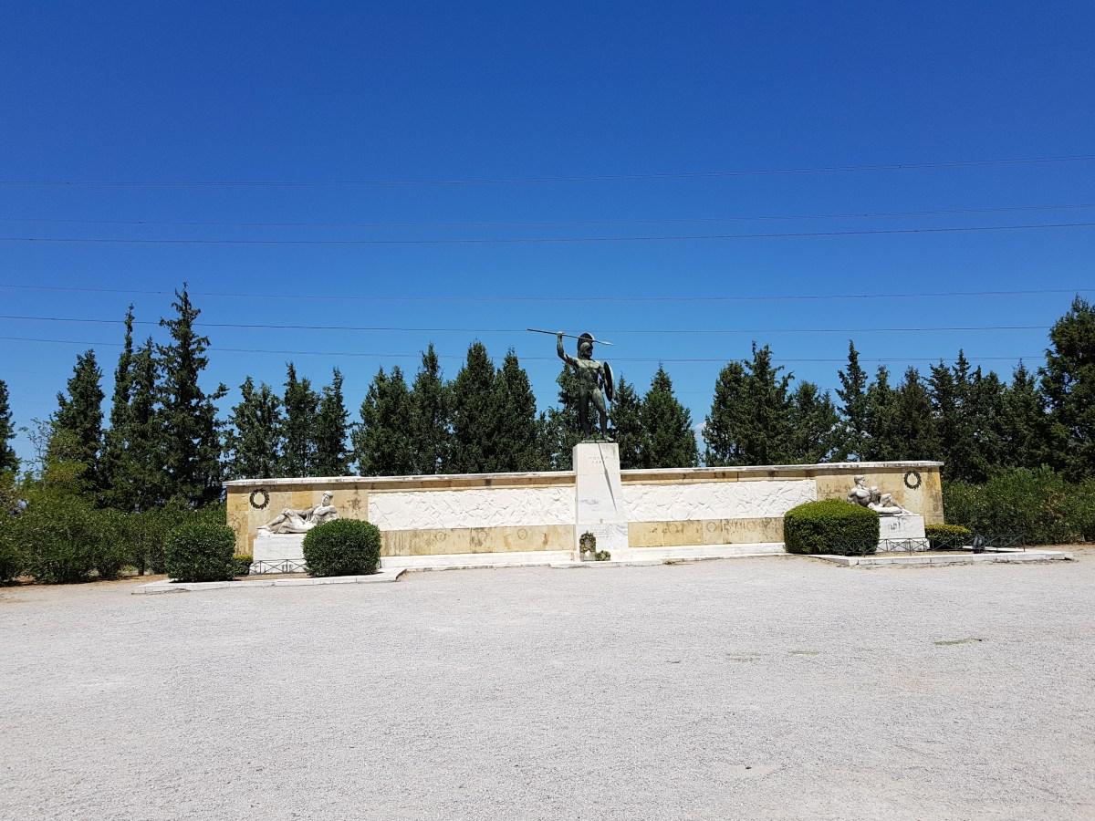 LAS TERMÓPILAS (GRECIA) HISTÓRICA BATALLA