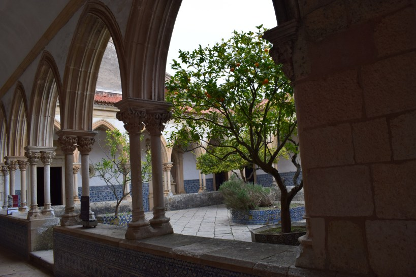 Claustro do Cemiterio. Tomar (Portugal)