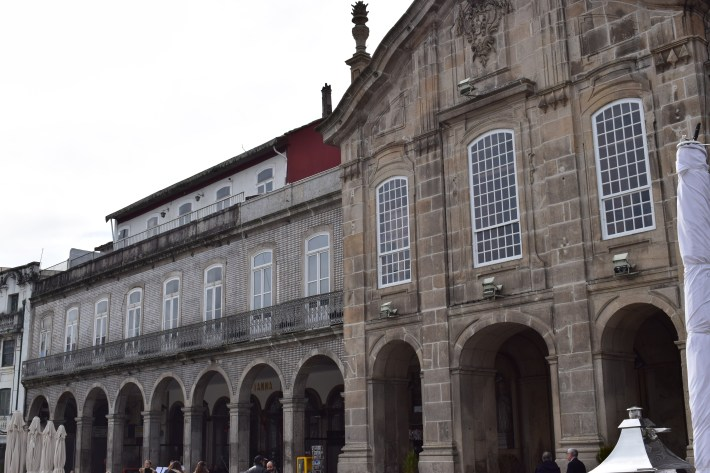 La Aracada. Braga (Portugal)
