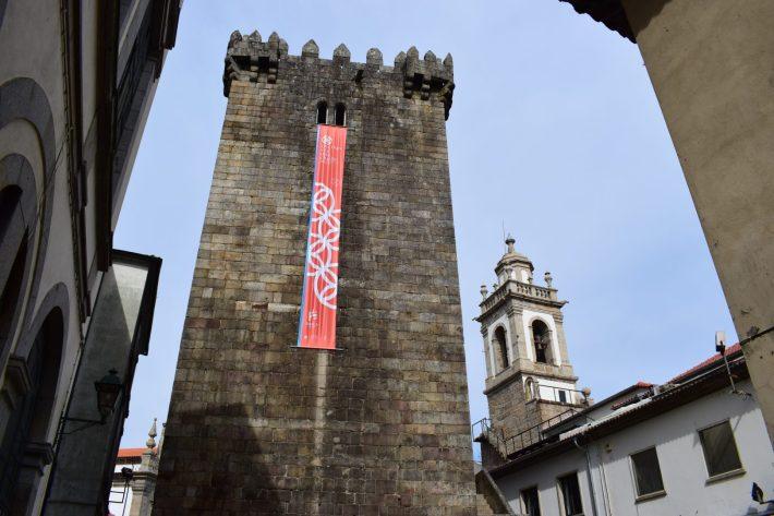 Torre de Managem. Braga (Portugal)
