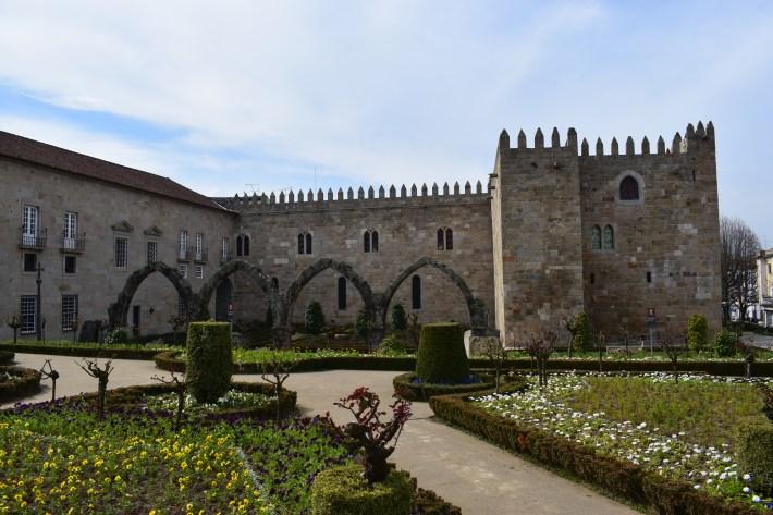 Palacio Episcopal. Braga (Portugal)
