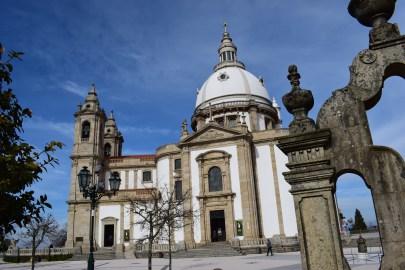 Monasterio de Sameiro. Braga (Portugal)