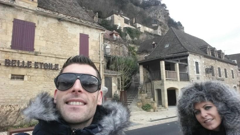 La - Roque - Gageac (Francia)