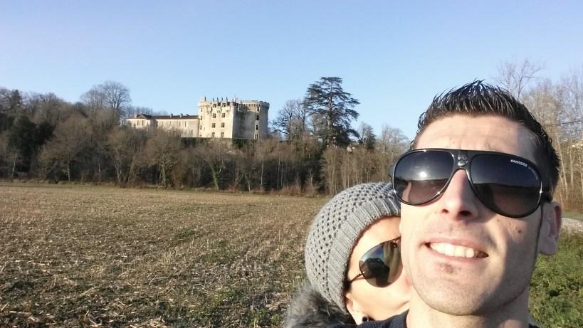 Castillo Chapelle Faucher. Perigord, Aquitania (Francia)