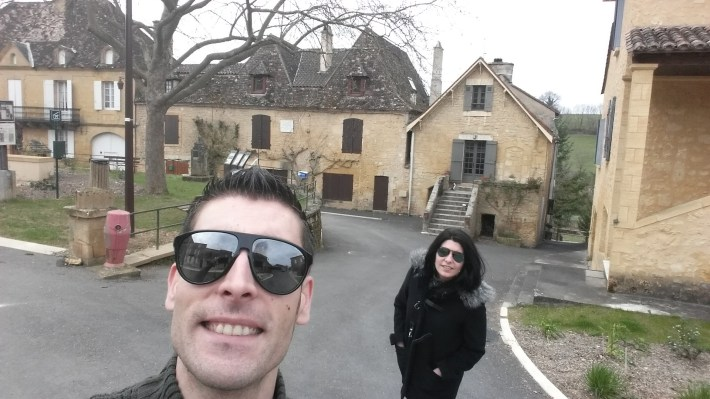 Saint- Avit - Sénieur (Francia)