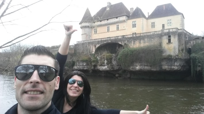Castillo de Losse. Perigord, Aquitania (Francia)