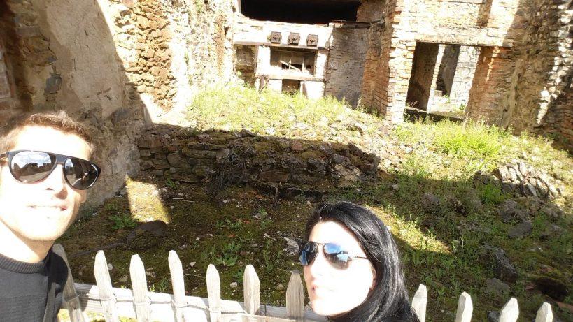 Oradour - Sur - Glane (Francia)