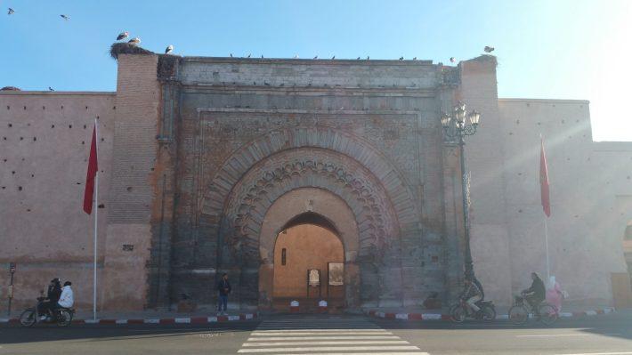 Bab Agnau, Marrakech (Marruecos)