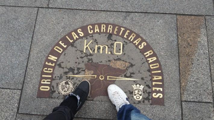 Puerta del Sol. Madrid (España)