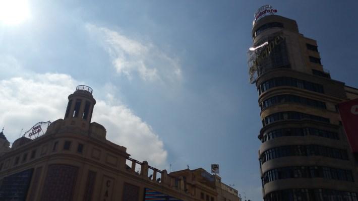 Gran Vía. Madrid (España)