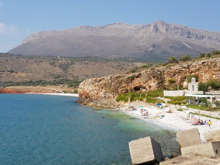 Cuevas de Diros, Peninsula de Mani, Peloponeso (Grecia)