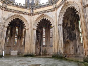 Capelas Imperfeitas. Batalha (Portugal)
