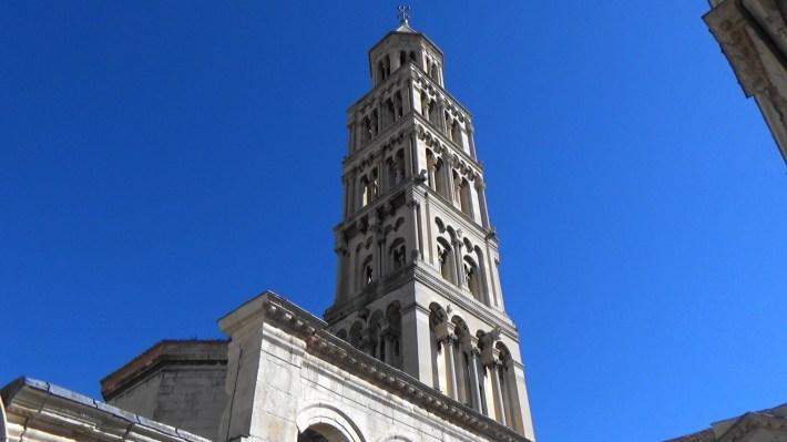 Catedral de San Duje. Split (Croacia)