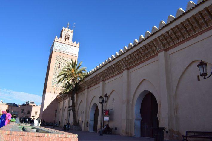 Mezquita de la Kasbah, Marrakech (Marruecos)