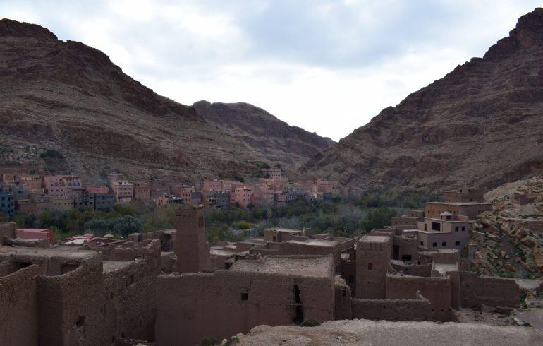 Kasbah Tighremt N Tazgue. Tizgui (Marruecos)
