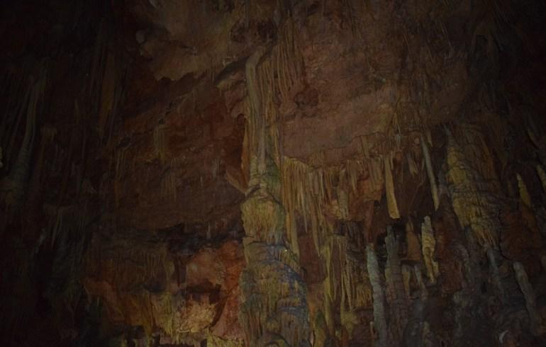 Cuevas de Diros (Grecia)