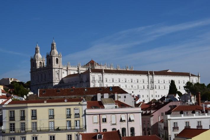 Mosteiro de São Vicente de Afora. Lisboa (Portugal)