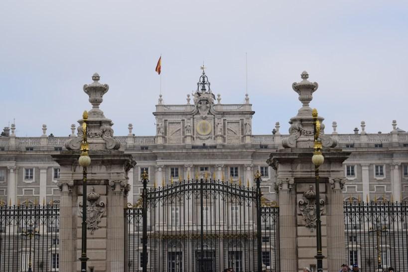 Palacio Real. Madrid (España)