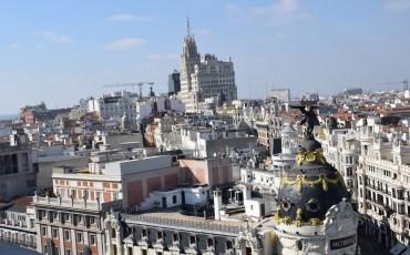 MADRID (ESPAÑA) LA CAPITAL DE ESPAÑA