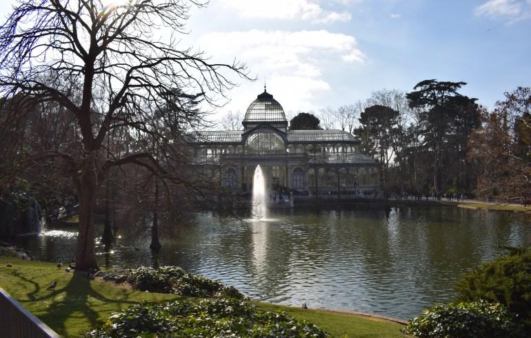 Palacio de Cristal, Parque del Retiro. Madrid (España)