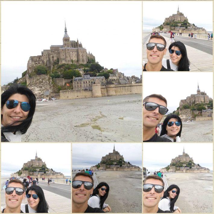 Le Mont Saint Michel, Normandía (Francia)