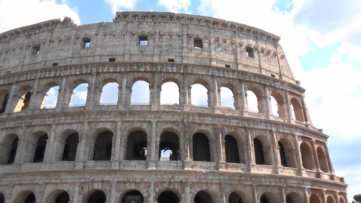 EL COLISEO, ROMA (ITALIA) LA PERLA DE LA ANTIGUA ROMA