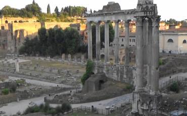 VIDEO: EL FORO, ROMA (ITALIA) EL CENTRO DEL PODER DEL IMPERIO ROMANO